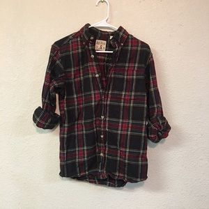 Red Head Flannel